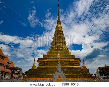 Buddhist temple monasteries Buddhism sanctuary Cathedrals thaiBuddha's relics relic holy Charehang Prathart