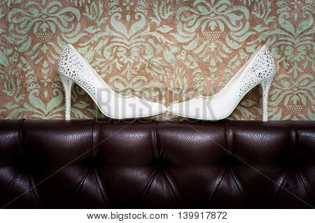 White Womens Shoes.