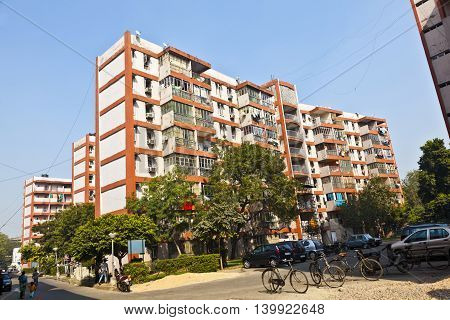 Apartment House Downtown Delhi Near The Connaught Place