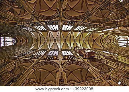Beautiful Dome In Cologne
