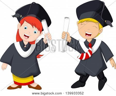 funny couple graduation celebration for you design