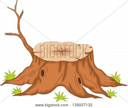root of tree cartoon for you design