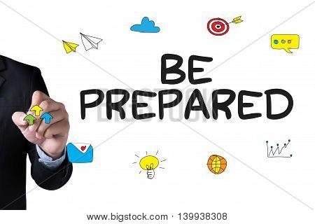 Be Prepared Concept