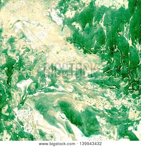 Colorful abstract background . washouts paint stains Abstraction