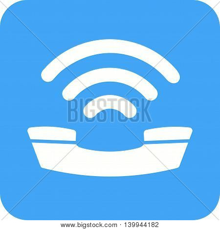 Call, network, connection icon vector image. Can also be used for customer services. Suitable for use on web apps, mobile apps and print media.