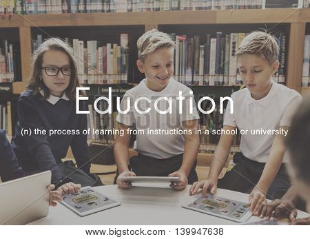 Education Knowledge Wisdom Learning Studying Concept