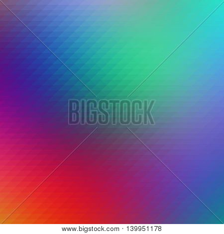 Abstract geometric backgroundlight pattern. Color graphic abstract triangle background. Modern decoration shape triangle geometric abstract background rhombus modern decoration shape triangle design.