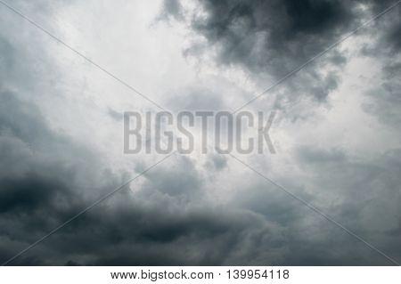 Clouds, Rain Storm Clouds.