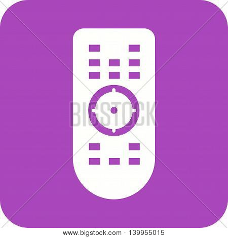 Remote, tv, control icon vector image.Can also be used for home. Suitable for mobile apps, web apps and print media.