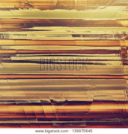 Art grunge background, vintage style textured frame. With different color patterns: yellow (beige); brown; gray; red (orange); purple (violet); pink