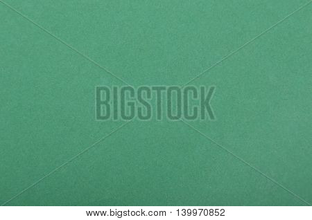 Green Cardboard Paper Background