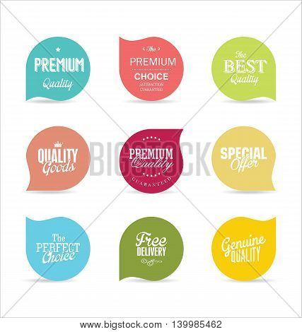 Modern Badges And Labels Collection 8.eps