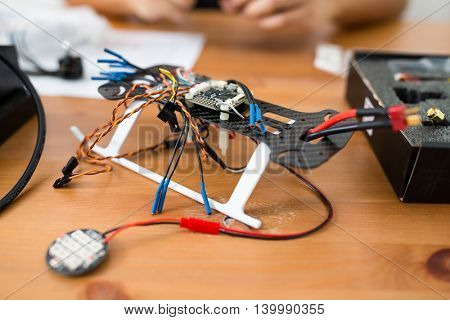Drone installation