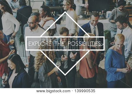 Business Enterprise Indusrty Company Operation Concept
