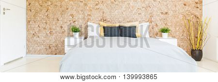 Cosy Marital Bed Is Waiting For You