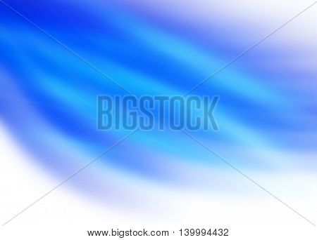 abstract blue light pattern background
