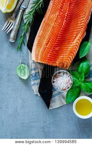Fresh Salmon Fillet