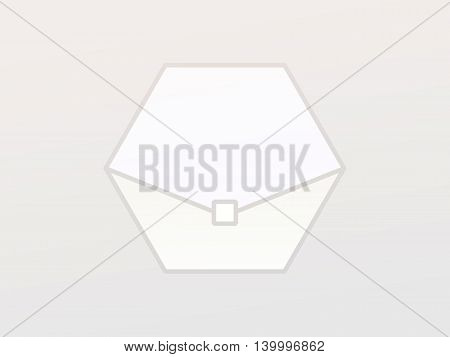 pixel icon in two colors white pink Vectors