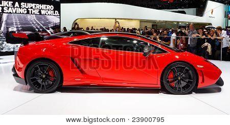 Lamborghini Gallardo Lp 570-4 Super Trofeo Strudale