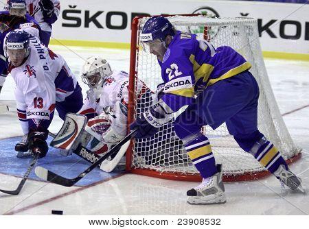 Ice-hockey. Ukraine vs Great Britain