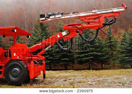 Heavy Duty Mine Drill