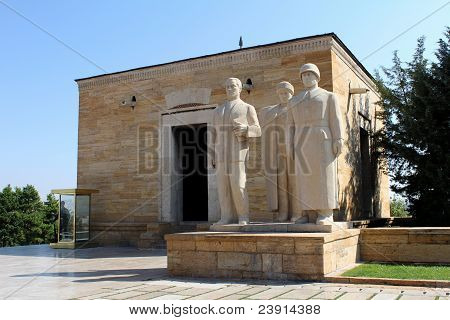 Monument to Turkish Men in Ankara