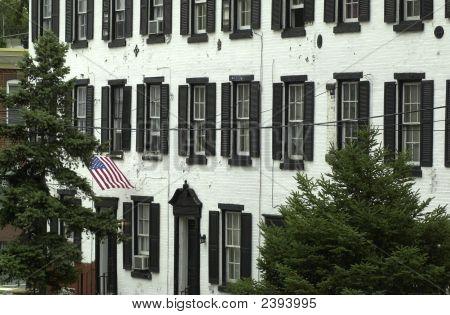 One Us Flag Many Windows