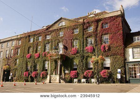 Angel Hotel, Bury St Edmunds