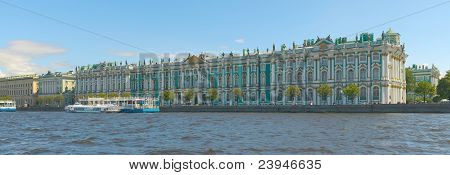 Russia, Saint-Petersburg, the Hermitage