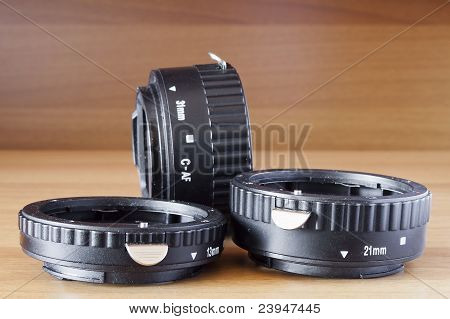 Set Of Extension Tubes
