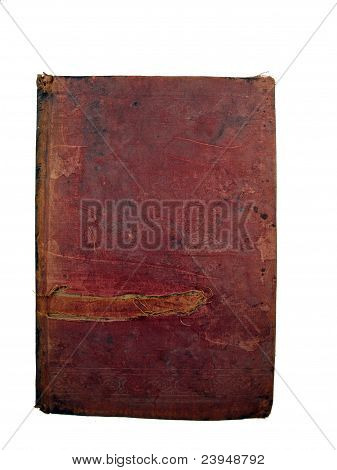 Antique Book Top View