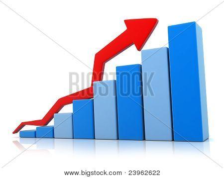 Blue Grafic Up