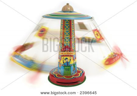 Rocket Ride Motion