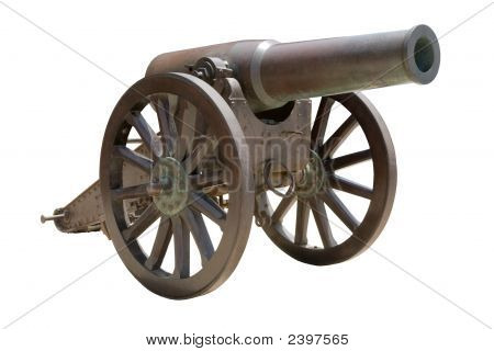 Spanish Howitzer Cannon