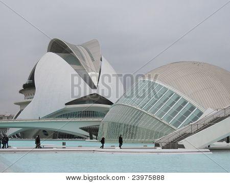 Valencia museum.