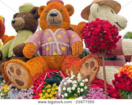 122nd Tournament Of Roses Parade.