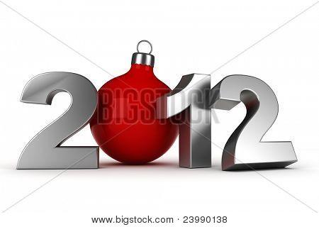 3d - 2012, Happy New Year !