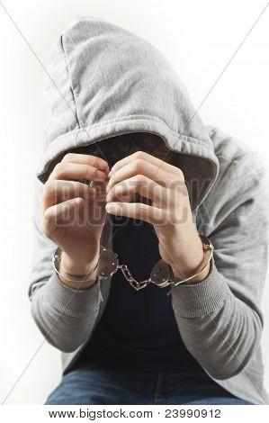 Handcuff Sweatshirt