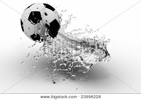 Ball With Water