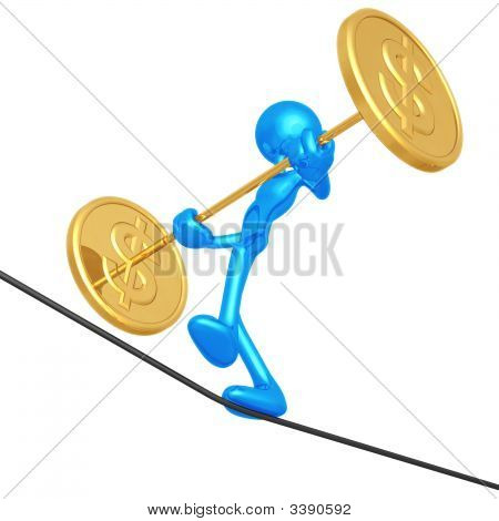 Tightrope Dollar