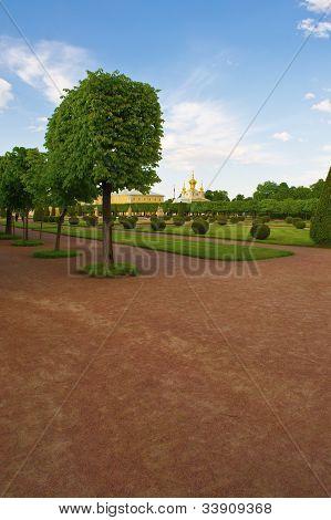 Parque de Peterhof