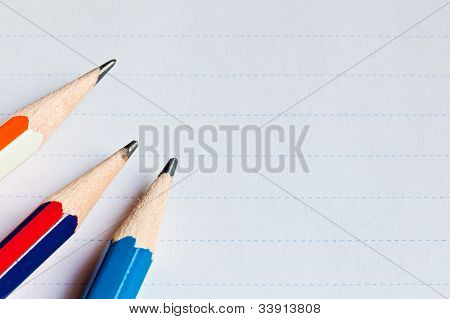 The Paper And Pencils
