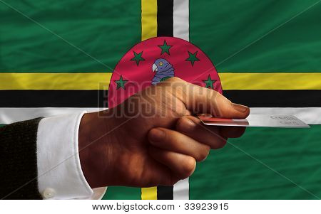 Buying With Credit Card In Dominica