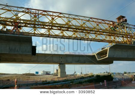 Built Bridge