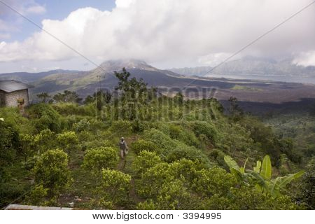 Landscape Bali