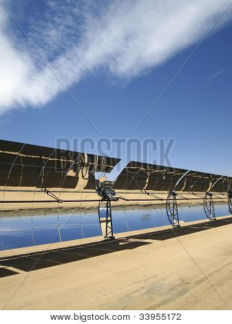 Solar Power Mirrors