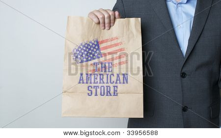 The american store