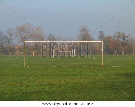 English Soccer Fields