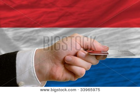 Buying With Credit Card In Netherlands