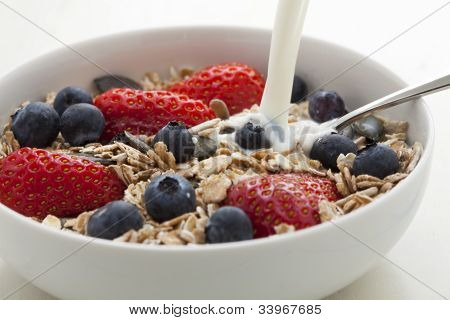 Breakfast Cereals - Muesli